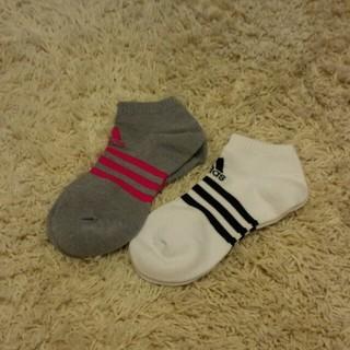 アディダス(adidas)のアディダス靴下2足セット(ソックス)
