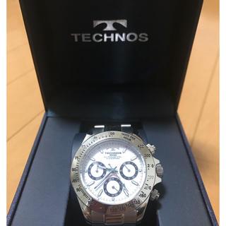 テクノス(TECHNOS)のテクノス TECHNOS TGM615SW 定価¥33,334(腕時計(アナログ))