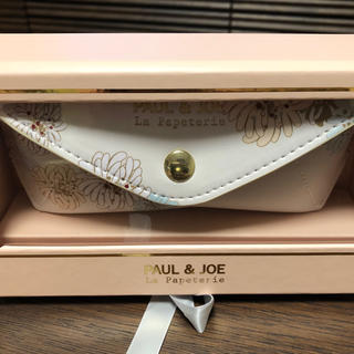 ポールアンドジョー(PAUL & JOE)のPaul&Joe メガネケース 未使用品(サングラス/メガネ)