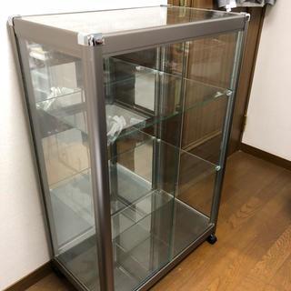 コトブキヤ(KOTOBUKIYA)のアルミ製 コレクションケース(縦型) ステンカラー CCT-6090(その他)