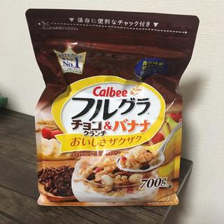 カルビー(カルビー)のフルグラ チョコ&バナナ(その他)