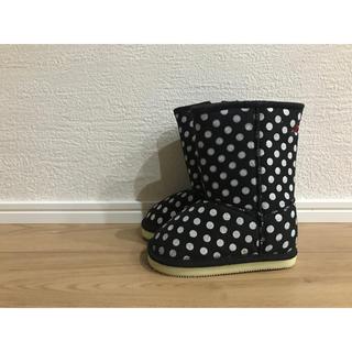 バハ(BAJA)の新品 バハ ムートンブーツ 17.0cm(ブーツ)