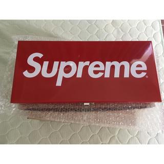 シュプリーム(Supreme)のSupreme Metal Storage Box メタルストレージ ラージ(小物入れ)