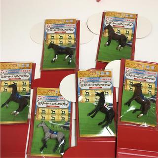 GIスターホースフィギュアコレクション(スポーツ)