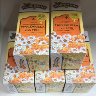 HORNIMANS 蜂蜜入りカモミール紅茶 3箱価格(茶)