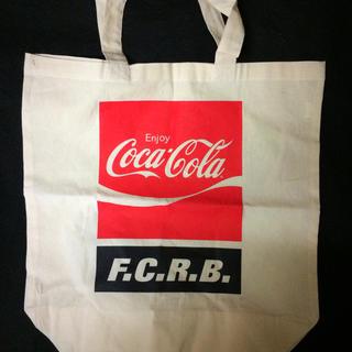 エフシーアールビー(F.C.R.B.)のFCRB トートバッグ コカコーラ soph ソフ(トートバッグ)
