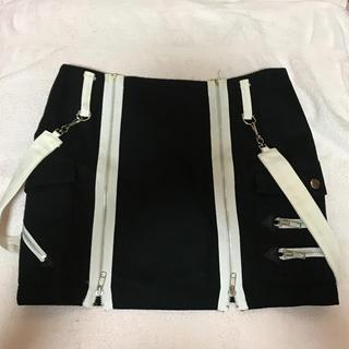 セクシーダイナマイト(SEXY DYNAMITE)のセクシーダイナマイトロンドン/ボンテージスカート M(ミニスカート)