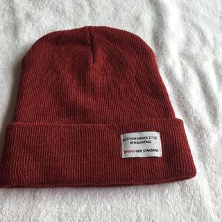 スピンズ(SPINNS)のニット帽子   スピンズ   未使用(帽子)