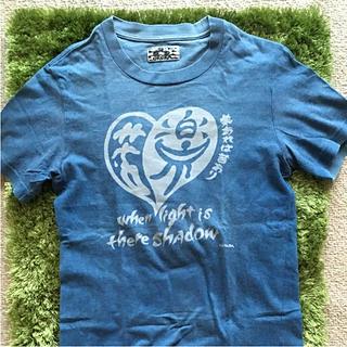 オクラ(OKURA)のオクラ okura Tシャツ 楽あれば苦あり レディース(Tシャツ(半袖/袖なし))