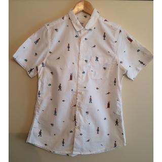 グラニフ(Design Tshirts Store graniph)のgraniph ウォーリー柄半袖シャツ(シャツ/ブラウス(半袖/袖なし))