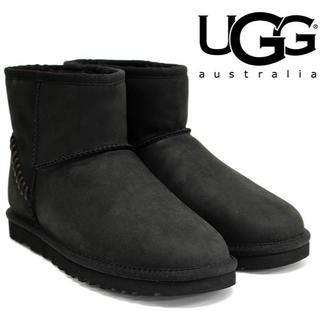 アグ(UGG)のUGG クラシックミニ デコ ムートン ブーツ size 9(ブーツ)