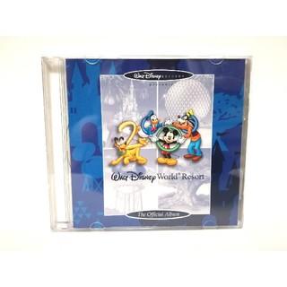 ディズニー(Disney)の【プレミア盤】『ディズニーワールド リゾート オフィシャルアルバム』限定生産CD(キッズ/ファミリー)
