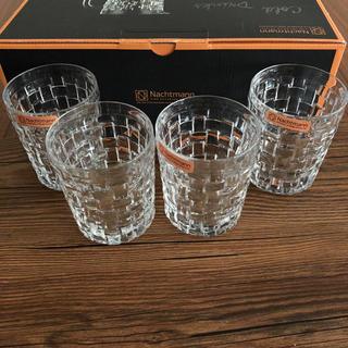 ナハトマン(Nachtmann)のNachtmann ナハトマン グラス4つセット 新品未使用(グラス/カップ)