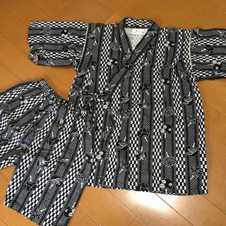 甚平 130 男の子(甚平/浴衣)