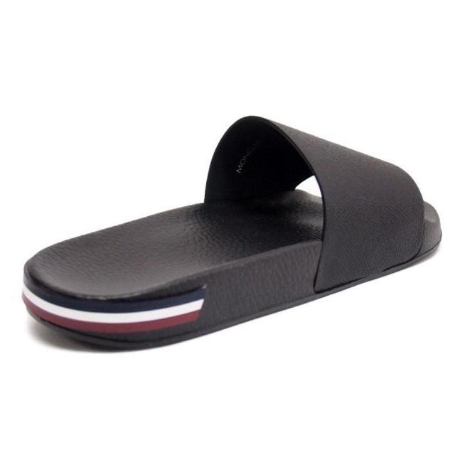 MONCLER(モンクレール)の【3】 MONCLER サンダル/シャワーサンダル size 41 メンズの靴/シューズ(サンダル)の商品写真