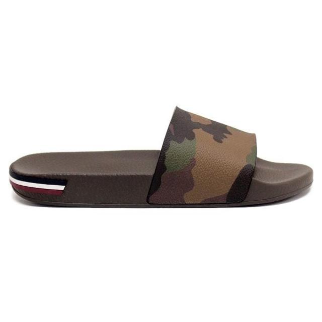 MONCLER(モンクレール)の【4】 MONCLER サンダル/シャワーサンダル size 42 メンズの靴/シューズ(サンダル)の商品写真