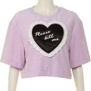 ジーヴィジーヴィ(G.V.G.V.)のハート Tシャツ(Tシャツ(半袖/袖なし))