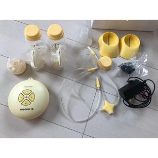 アカチャンホンポ(アカチャンホンポ)の286 メデラ 電動搾乳器 ダブル(哺乳ビン)