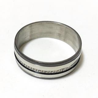 ステンレスリング 中央柄(リング(指輪))