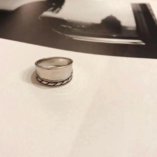 シルバー925 sratリング(リング(指輪))