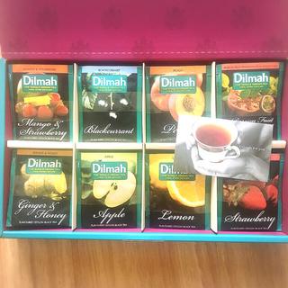 カルディ(KALDI)のディルマ◆Dilmah◇贈答用バラエティーパック64袋セット(茶)