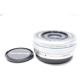 オリンパス(OLYMPUS)の★新品★M.ZUIKO DIGITAL ED 14-42mm F3.5-5.6(レンズ(単焦点))