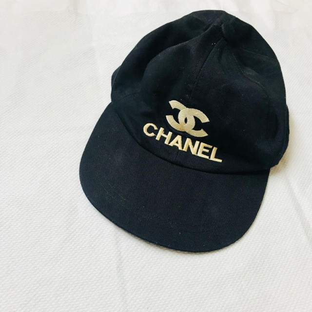 CHANEL - vintage chanel capの通販 by kyon  プロフィールをご確認 ... f93b5564680