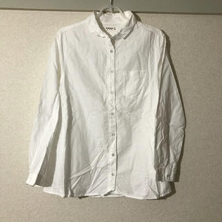 サマンサモスモス(SM2)のSM2☆白シャツ(シャツ/ブラウス(長袖/七分))