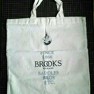 Brooks - 非売品 BROOKS エコバック