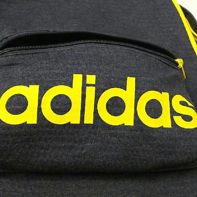 adidas(アディダス)の新品 アディダス リュックサック 18L・カレッジネイビー レディースのバッグ(リュック/バックパック)の商品写真
