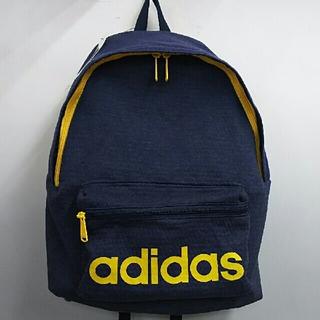 アディダス(adidas)の新品 アディダス リュックサック 18L・カレッジネイビー(リュック/バックパック)