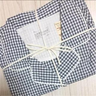 MUJI (無印良品) - 新品 無印良品 脇に縫い目のないブロードパジャマ