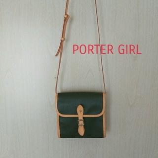 ポーター(PORTER)の【PORTER GIRL】JEAN ポシェット(ショルダーバッグ)