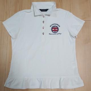 マンシングウェア(Munsingwear)のマンシングウェア ゴルフ ポロシャツ 半袖(ポロシャツ)