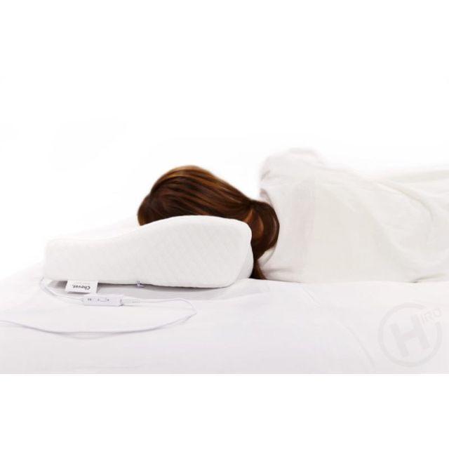 いびき軽減低反発枕《シュベ スマートセンス》 インテリア/住まい/日用品の寝具(枕)の商品写真
