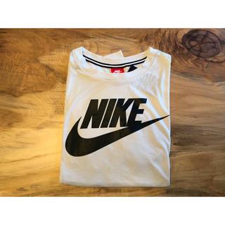 ナイキ(NIKE)の【Sサイズ】新品未使用 Nike ナイキ ロゴ クロップド ロングスリーブトップ(Tシャツ(長袖/七分))