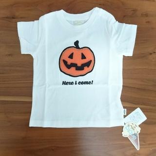 gelato pique - 新品  80-90㎝ ジェラートピケ ハロウィン かぼちゃ Tシャツ