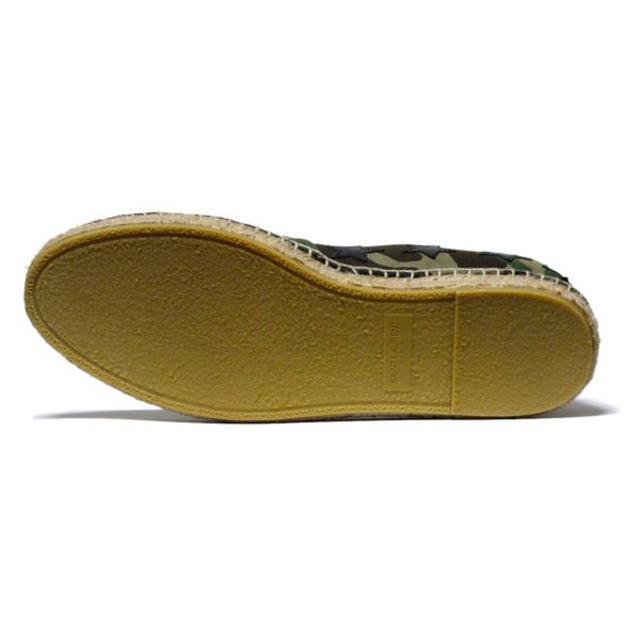 Saint Laurent(サンローラン)の【1】 SAINT LAURENT エスパドリーユ スリッポン size 42 メンズの靴/シューズ(スリッポン/モカシン)の商品写真