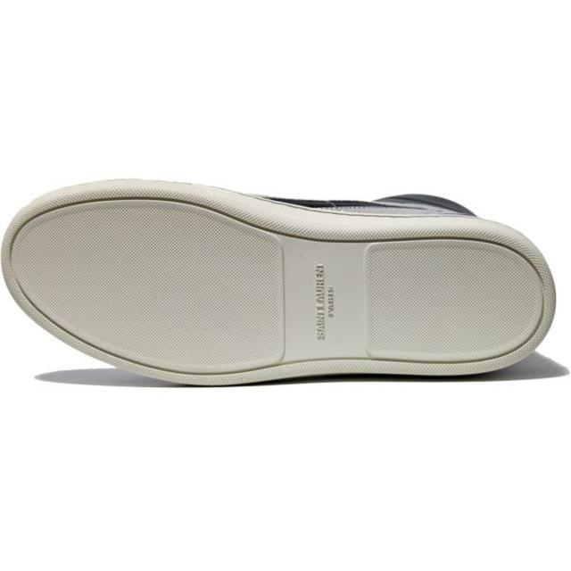 Saint Laurent(サンローラン)の【2】 SAINT LAURENT ハイカットスニーカー size 41.5 メンズの靴/シューズ(スニーカー)の商品写真