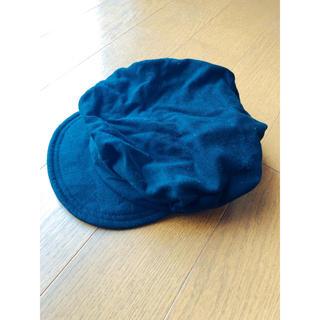 スライ(SLY)の【SLY】帽子 キャスケット ブラック(キャスケット)