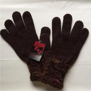サンリオ(サンリオ)の葉七様専用     手袋 ハローキティ HELLO KITTY サンリオ フリー(手袋)