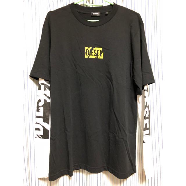 NEW!★ディーゼル★DIESEL Tシャツ