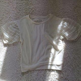 ミスティウーマン(mysty woman)の半袖トップス(Tシャツ(半袖/袖なし))