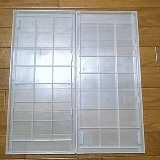 ムジルシリョウヒン(MUJI (無印良品))の無印良品 ストッカー 天板2枚(収納/キッチン雑貨)