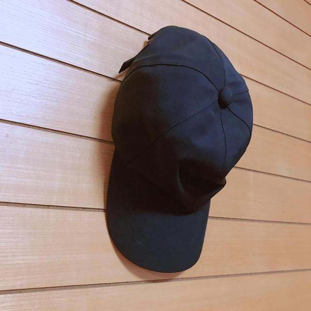 MUJI (無印良品)(ムジルシリョウヒン)の無印良品 防水キャップ レディースの帽子(キャップ)の商品写真