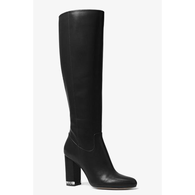 Michael Kors(マイケルコース)のウォーカーレザーブーツ レディースの靴/シューズ(ブーツ)の商品写真