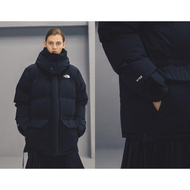 HYKE(ハイク)のHYKE x NORTH FACE ダウンジャケット M 新品 ハイク  メンズのジャケット/アウター(ダウンジャケット)の商品写真
