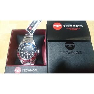 テクノス(TECHNOS)のテクノス 新品・未使用品 10気圧防水 TECHNOS (腕時計(アナログ))