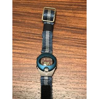 アルバ(ALBA)の【希少・状態良好】ALBA spoonスプーン (腕時計(デジタル))
