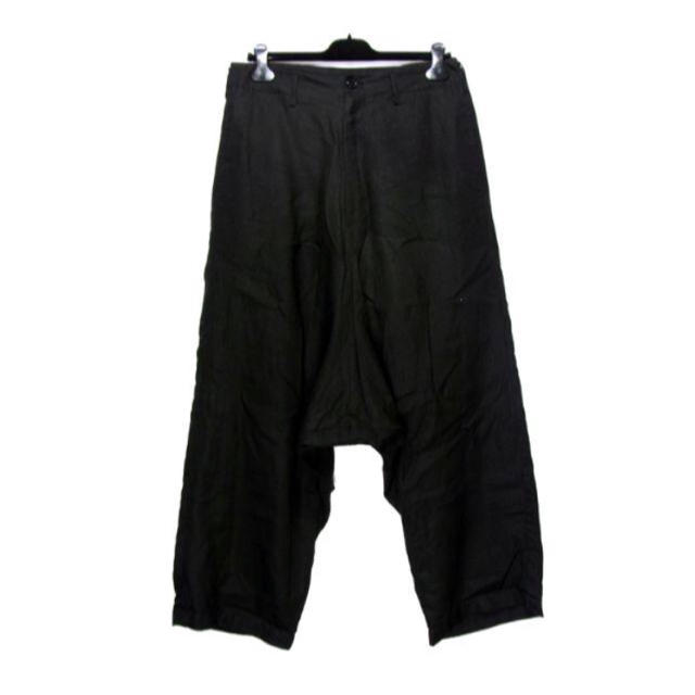 Yohji Yamamoto(ヨウジヤマモト)のyohji yamamoto pour homme サルエルパンツ 袴パンツ メンズのパンツ(サルエルパンツ)の商品写真